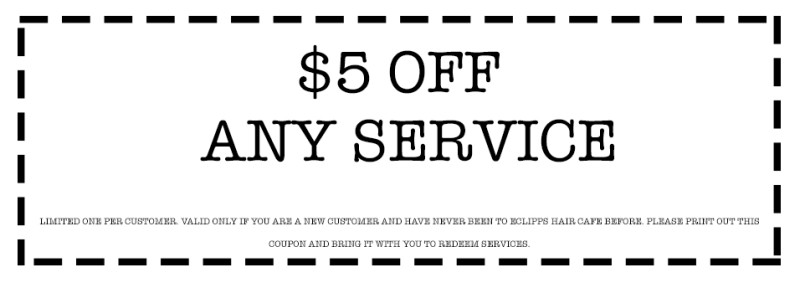 save $5 if you are a new client